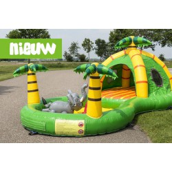 Playzone Jungle (peuter eiland)